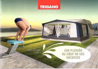 Catalogue AUVENT TRIGANO collection 2017